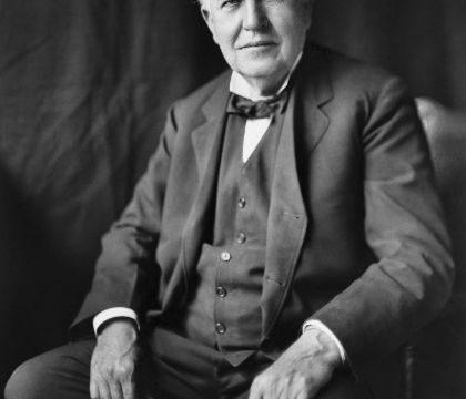 Thomas Alva Edison