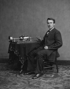 Thomas Alva Edison image