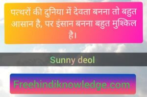Best sunny deol dialogue in hindi