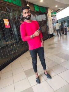 Guru bhai attitude mast image