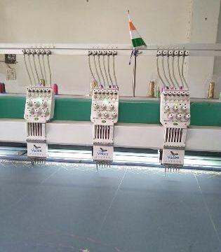 Embroidery machine business idea in hindi